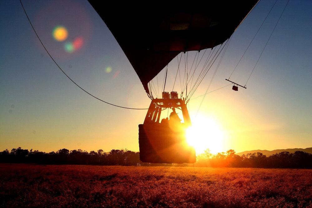 Photo by Hot Air Balloon Cairns