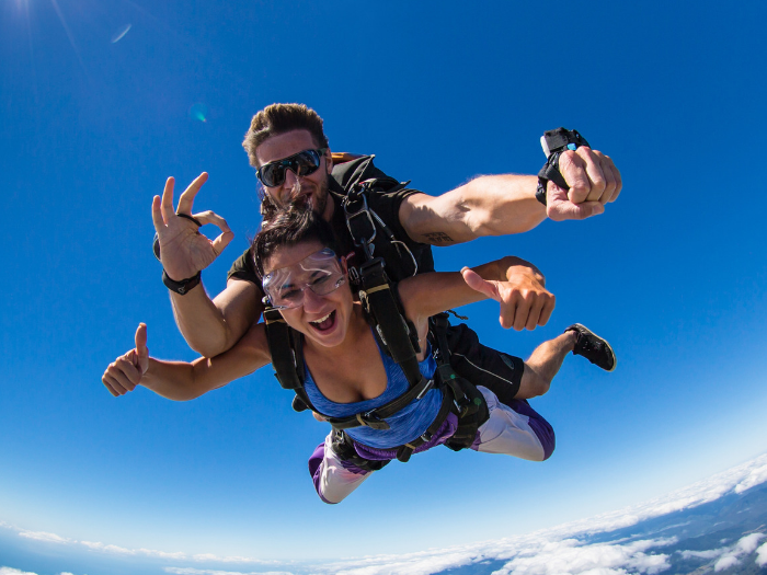 SKYDIVING CAIRNS$155〜 -