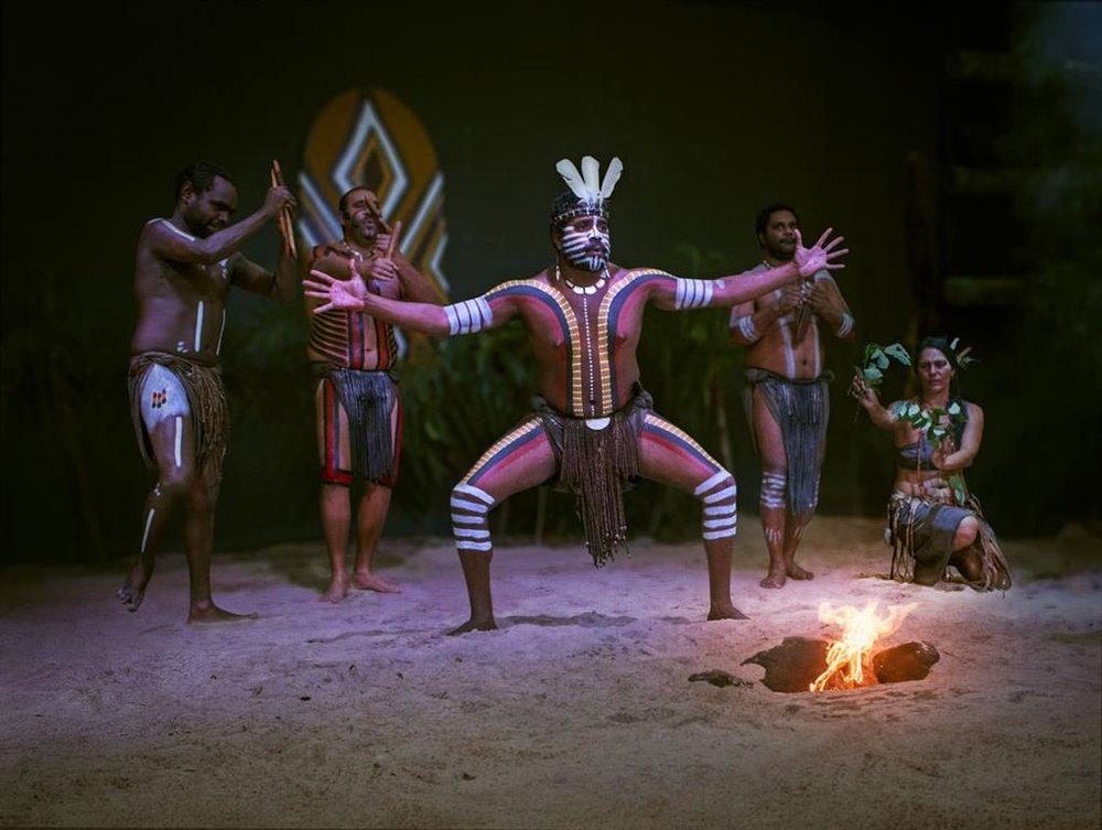 查普凯土著文化公园 - 查普凯是澳大利亚文化的发源地,来此公园与4万年前原住⺠和海峡岛⺠族来个体验古老文化之旅吧。价格:澳币$110起