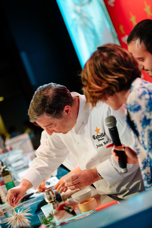 Willett Asahi Estrella Damm Gastronomy Congress