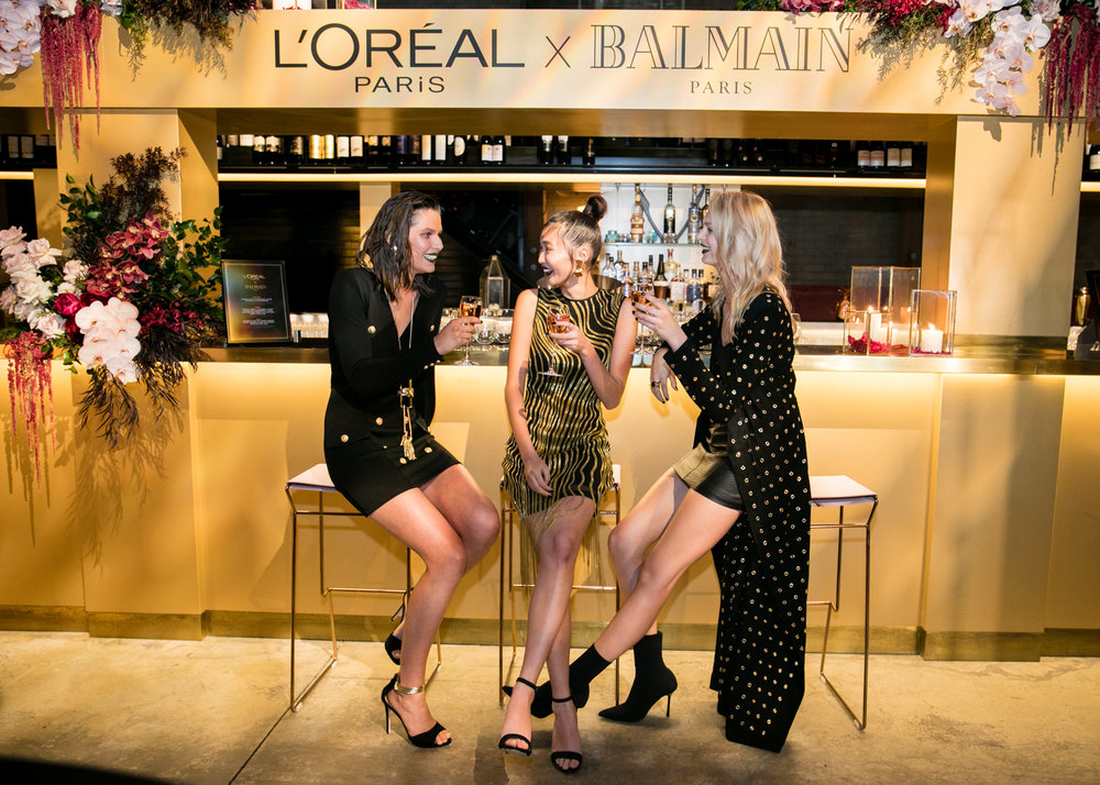 L'Oreal - Balmain Product Launch