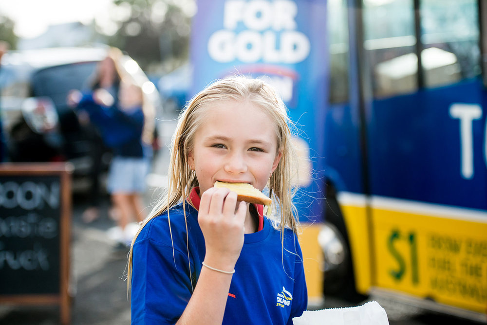 Warrnambool Cheese and Butter Factory - COON Cheese toastie truck