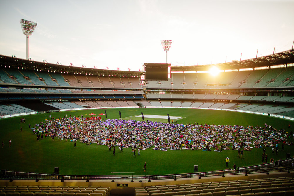 Bank of Melbourne - Cinema at the 'G