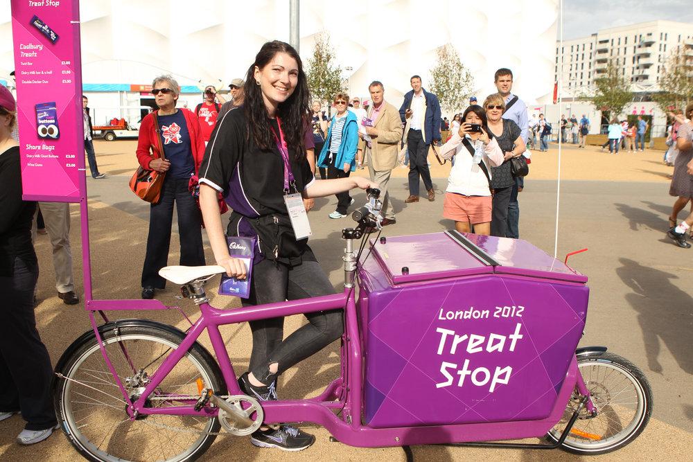 cadbury - London Olympics