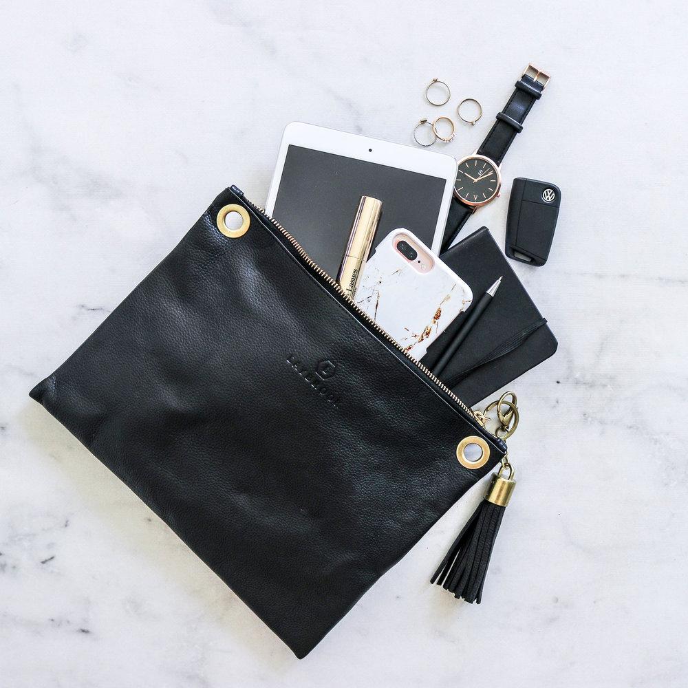 Genuine Leather -