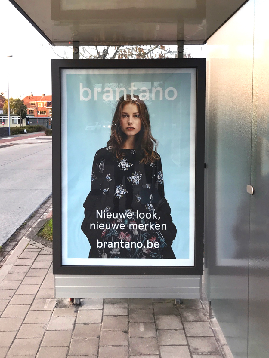 Check out our these Brantano billboards!  Have you spotted one yet?