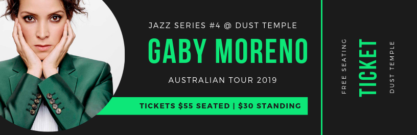 Gaby Moreno - ticket1
