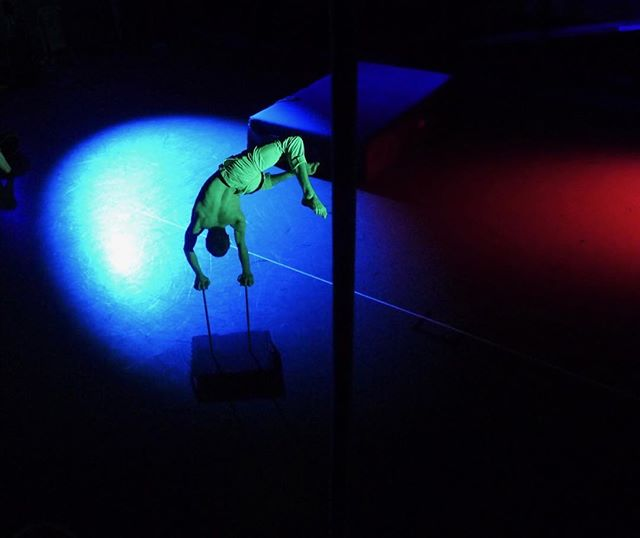Light and Colourworkshop, DOCH, School of Dance and Circus.