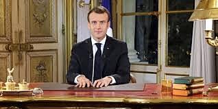 Gilles Caminade - coaching professionnel gestalt - Emmanuel Macron