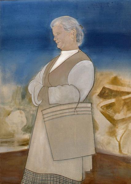 Maria, 1992 110 x 79 cm