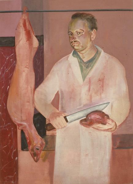 Augusto, 1992 110 x 79 cm