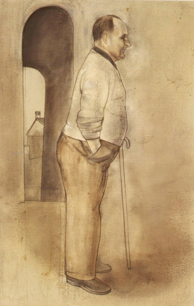 Pietro, 1992 110 x 70 cm