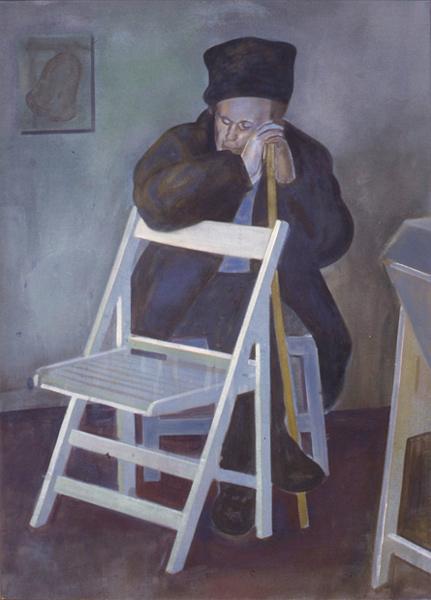 Graziano, 1992 110 x 79 cm