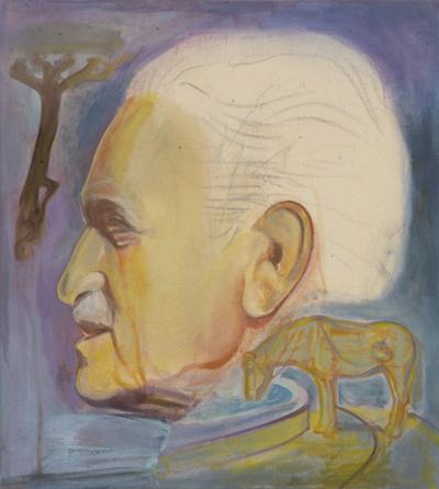 Scizzo, 1992 75 x 68 cm