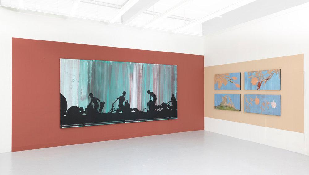 Yonas , Galleri Haaken, 2018