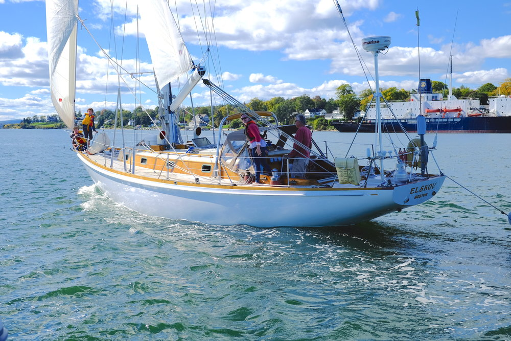 Let The Wind Take You - Come to Maine, step aboard, and follow your bliss. Penobscot Bay and its surrounding waters offer unlimited opportunities for exploration. Plan your itinerary around each day's forecast; the wind will take you somewhere spectacular!