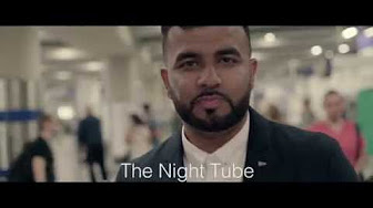 HUSSAIN MANAWER - THE NIGHT TUBE