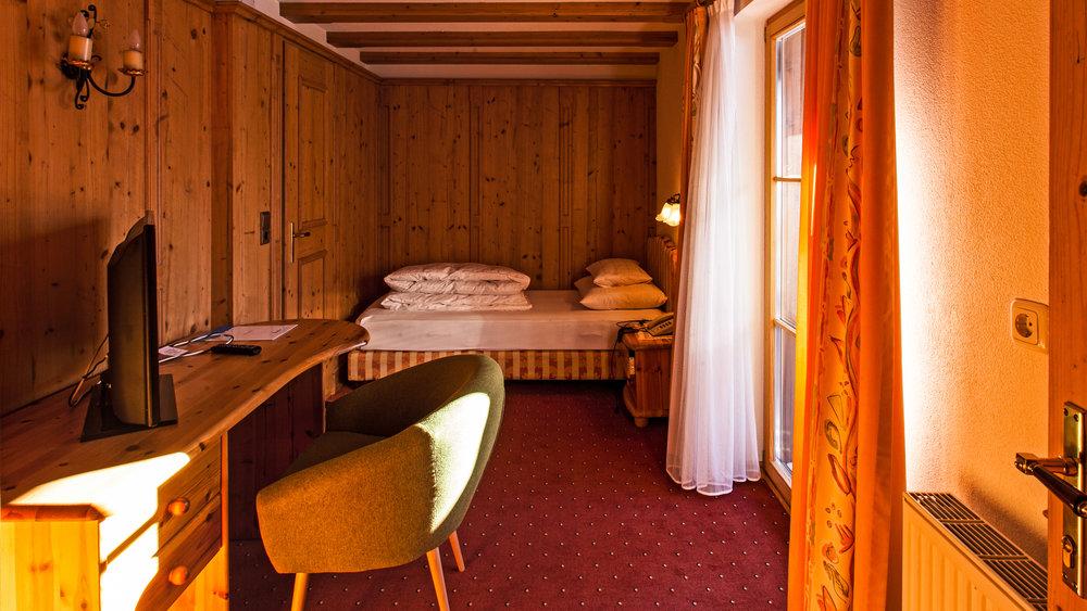 Single room at Sanbur, Lech