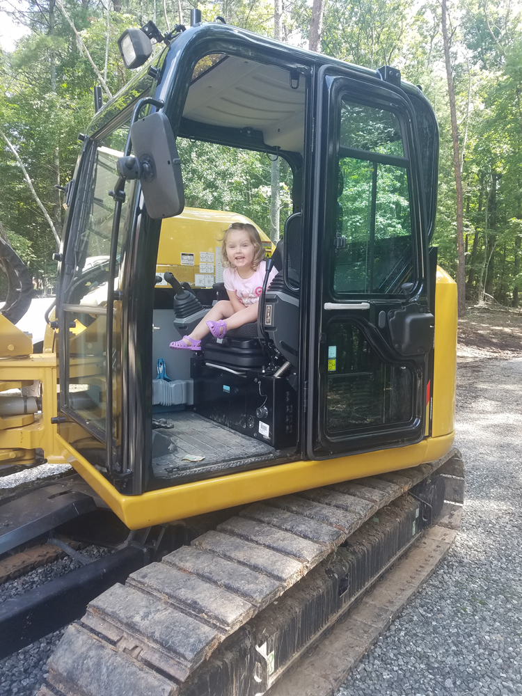 Appalachian Excavating & Grading is a family-owned business.