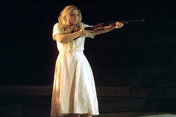 Angela Fout as Susannah