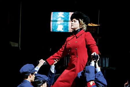 Angela Fout as Pat Nixon