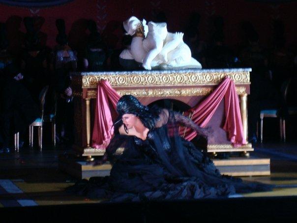 Angela Fout as Medea