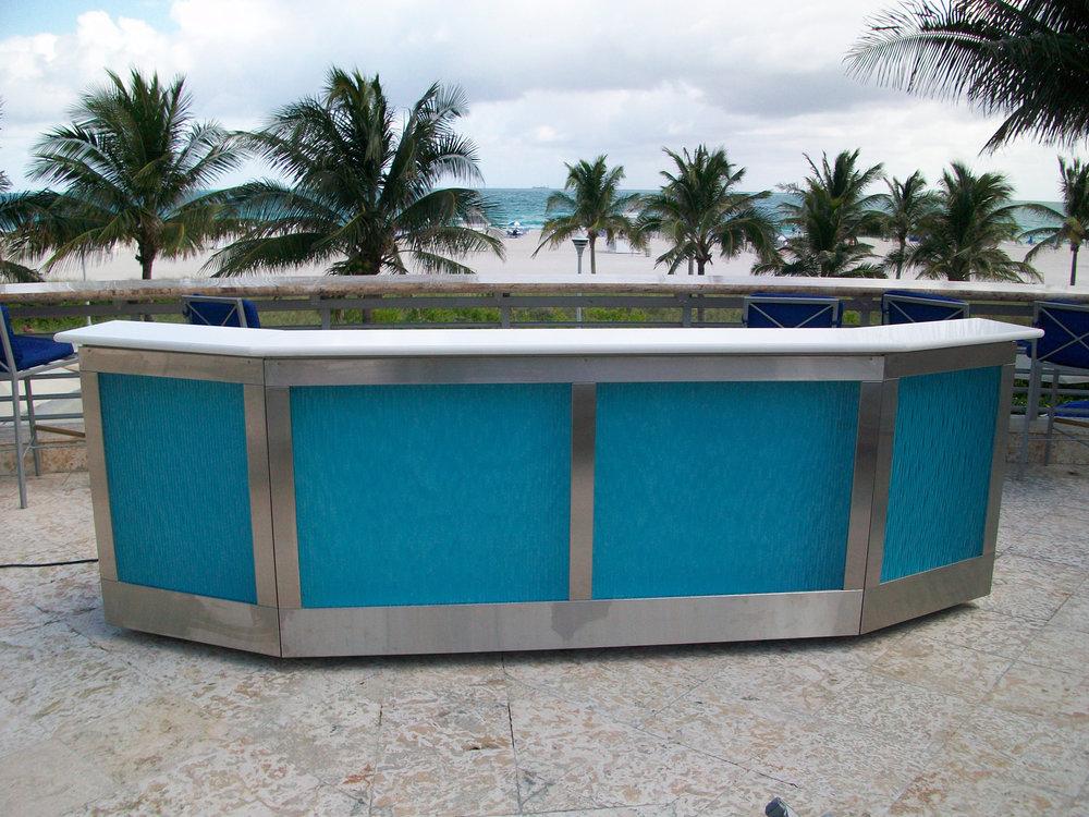Mixed Media - Miami Beach