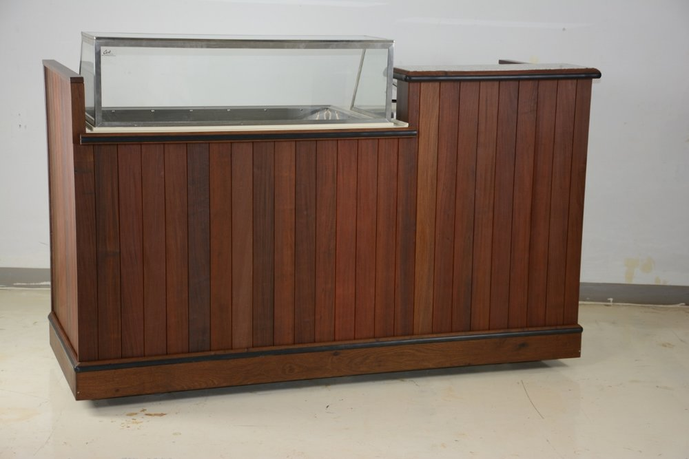 Self Contained Raw Bar