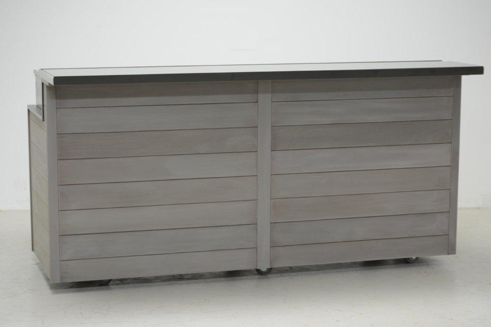 Horizontal Gray Bar