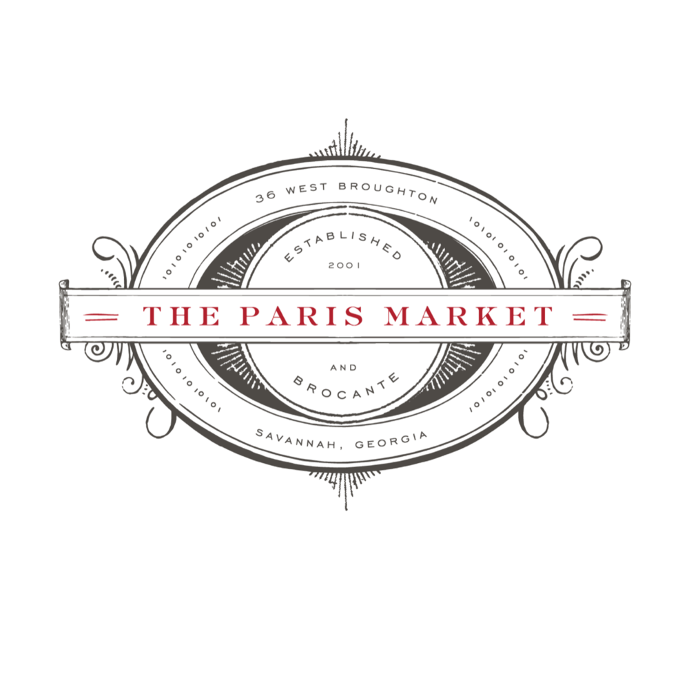 THE PARIS MARKET - WHO. . . . Cheery cafe nestled inside The Paris Market, serving coffees, teas, espresso drinks, wines, champagne, and assorted pastries and sandwichesWHERE . . 36 W. Broughton St., Savannah, GAWHAT . . . Serving assorted Auspicious pastries