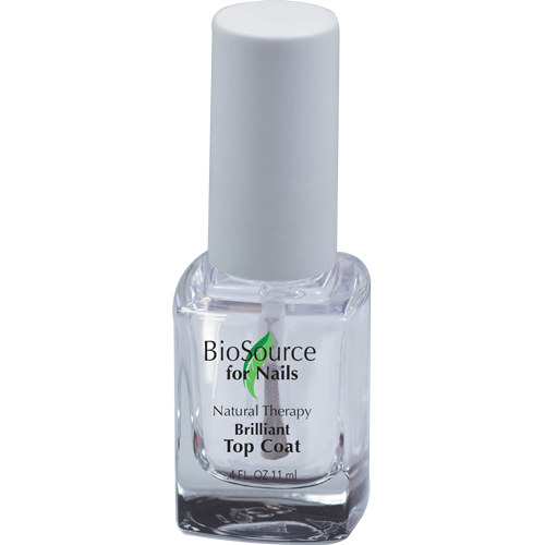 Natural Therapy BRILLIANT TOP COAT — BioSource For Nails