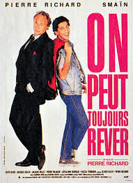 "- And Mr. Pierre Richard asked me to write the soundtrack for his movie ""On peut toujours rêver"" which he both starred in and directed. I was honored that my music was interpreted by Mr. Toots Thielemans"