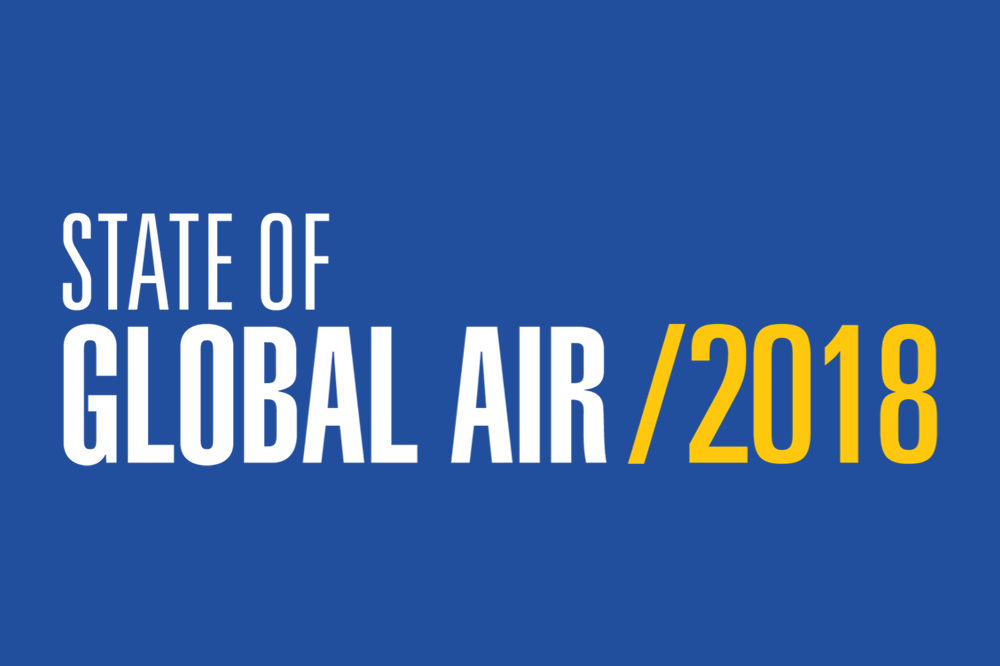 State of the Global Air - Provides annual data and trends on outdoor air pollution and household solid fuel use for all nations.