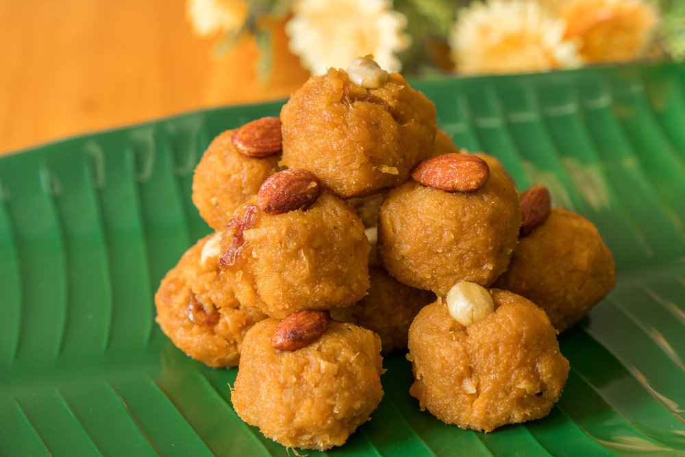 Potato Laddu