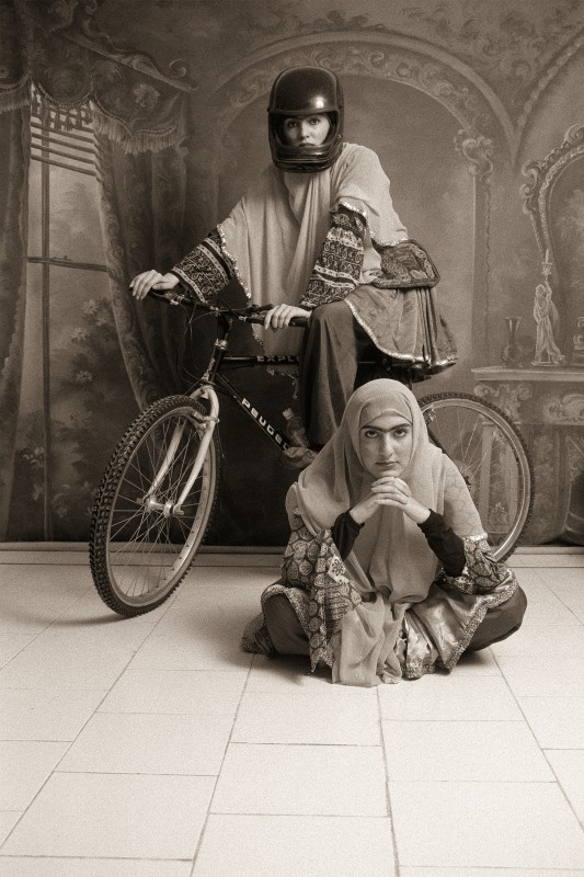 Shadi Ghadirian, Iran, Year 38