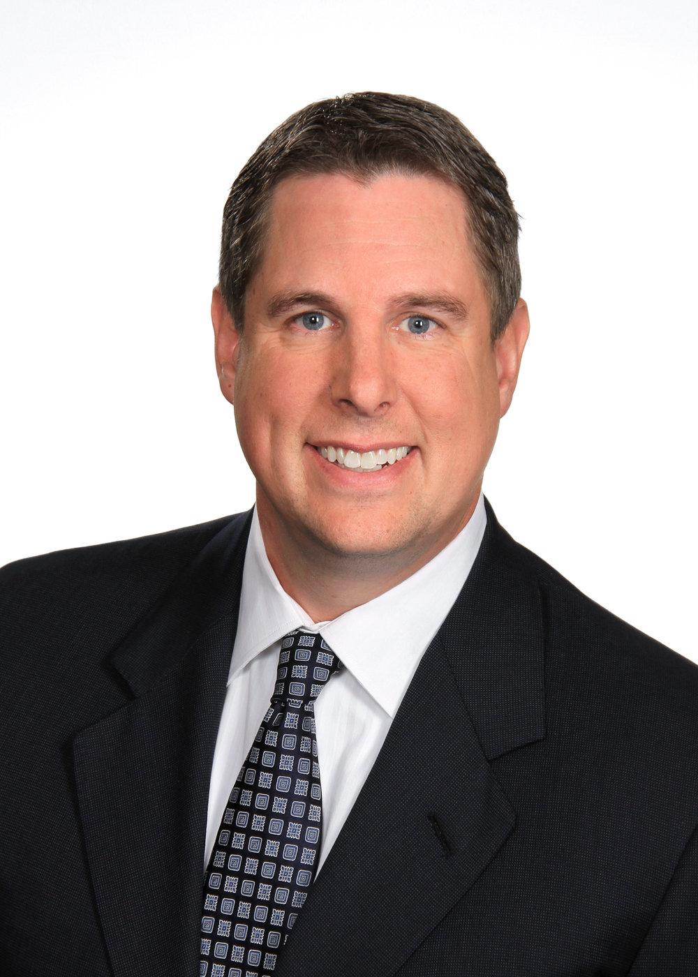 Mark Horsey - CFO