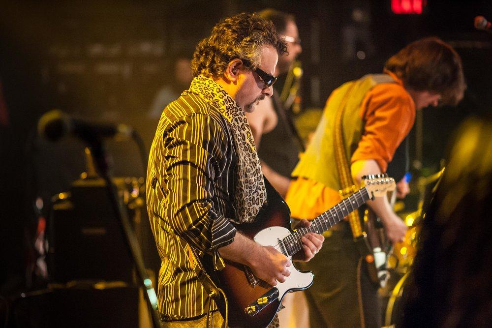 Kyle McMurtry. 2nd Beggars Waltz Concert Event. April 2016