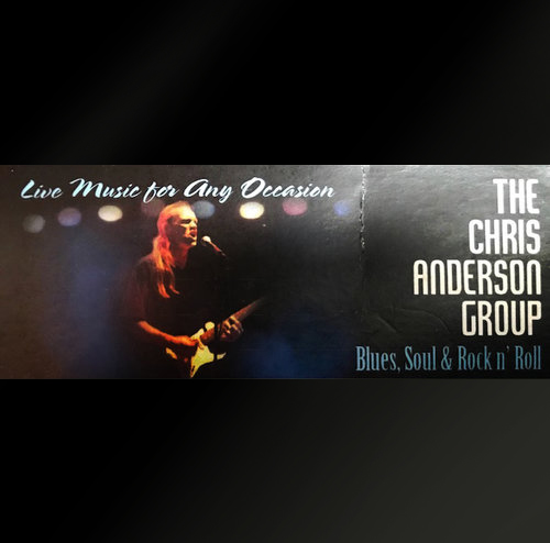 CHRIS ANDERSON  Classic Rock