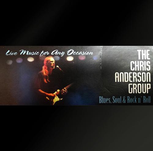 CHRIS ANDERSON  Classic Rock
