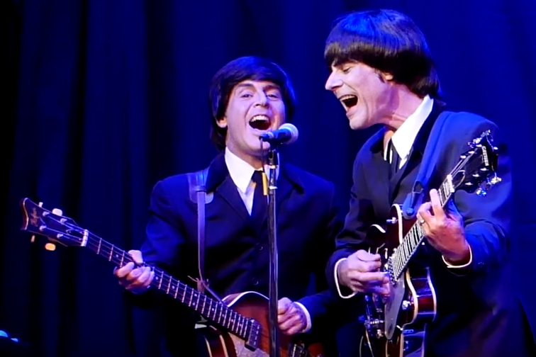HARD DAY'S NIGHT  / Beatles Tribute