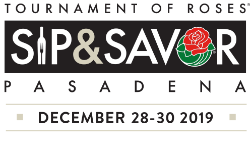 TOURNAMENT OF ROSES PASADENA - SIP AND SAVOR