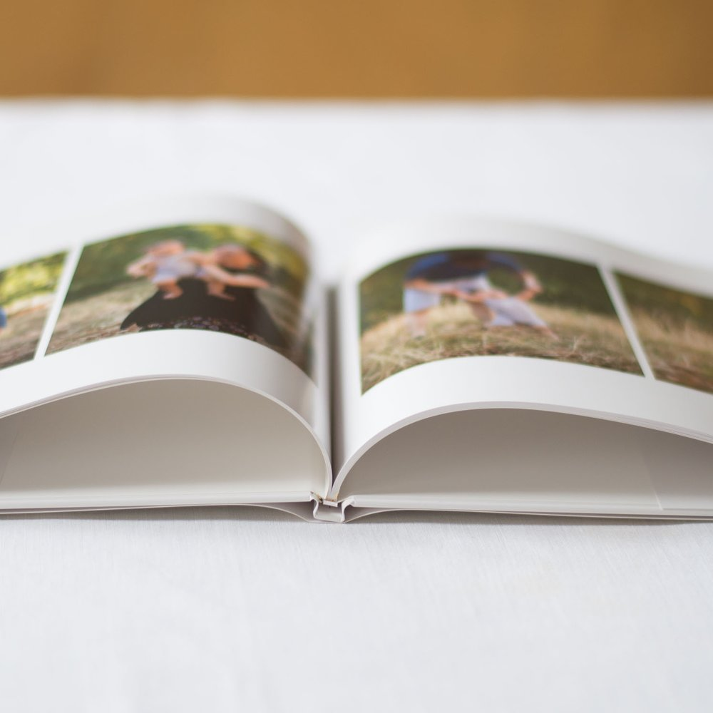 Handcrafted in Japan - our perfect bound books are made on colour calibrated presses with archival inks.