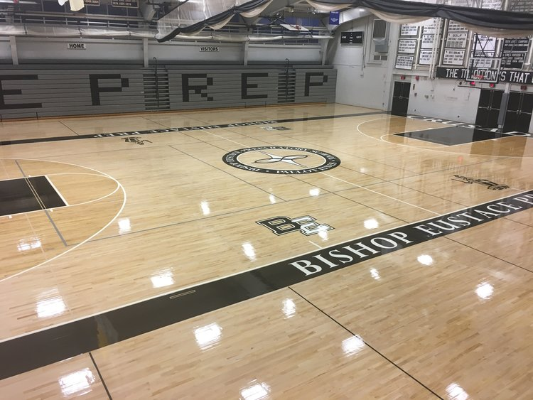 Athletic Flooring DoveLin Enterprises Inc