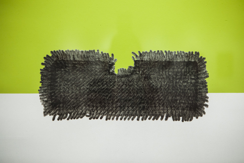 Flip-Flop Microfiber Dust Mop