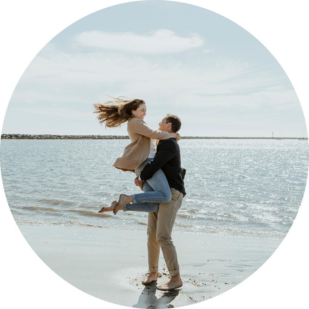 Mitch + Anne