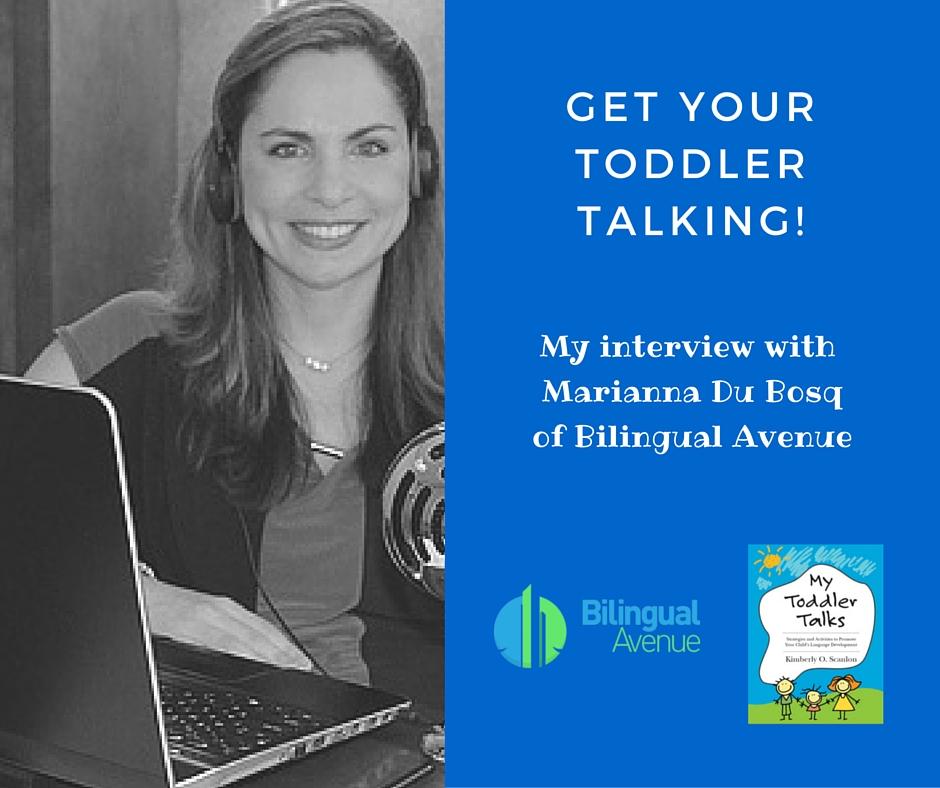 Get Your Toddler Talking!