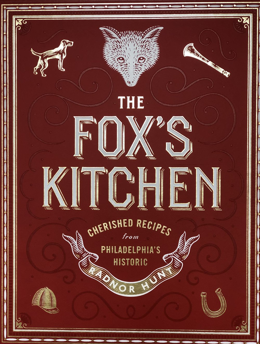 The Fox's Kitchen - $45.00