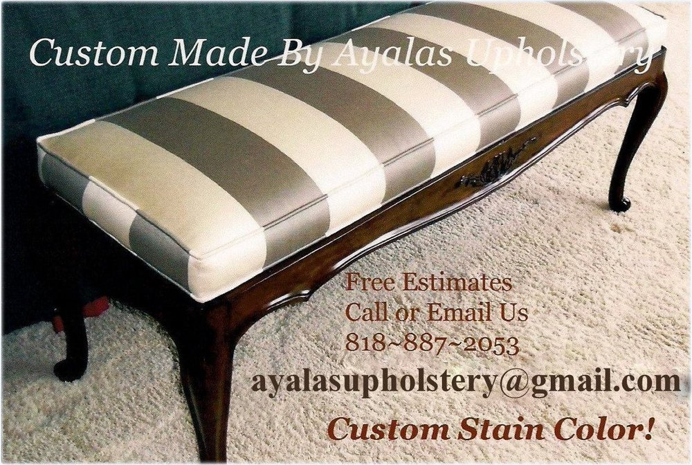 BENCH UPHOLSTERED BY ANTHONY AYALA'S UPHOLSTERY SHOP.jpg