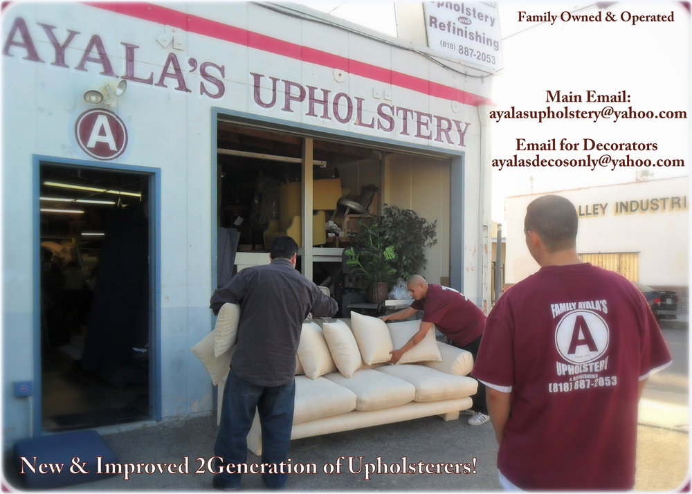 Outside Front of Ayala's Upholstery Shop.jpg