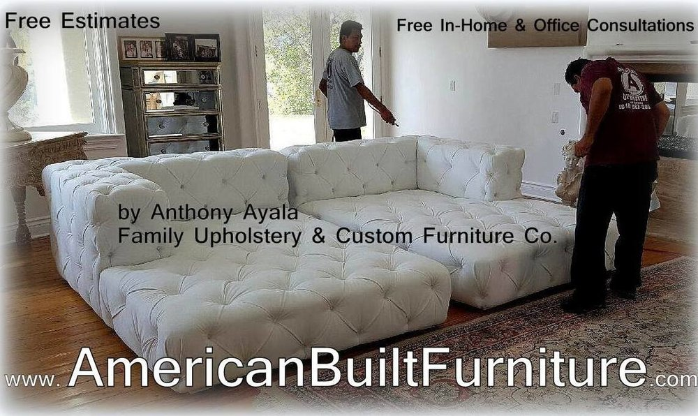 Custom Built Furniture By Anthony Ayala Upholstery Shop.jpg